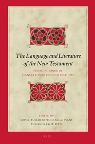 The Language and Literature of the New Testament